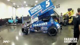 Download Kasey Kahne Farmers Sprint Car Build Video