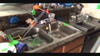 Download Armtek - Rube Goldberg - An Epic Domestic Contraption Video