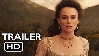 Download Pirates of the Caribbean 5 Official International Trailer #2 (2017) Johnny Depp Movie HD Video