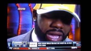 Download Mark Ingram 2011 NFL Draft New Orleans Saints Video