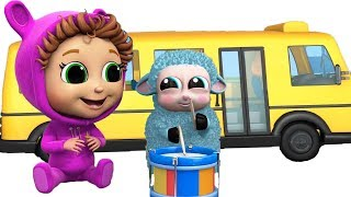 Download Mary Had A Little Lamb | & Other Nursery Rhymes Video