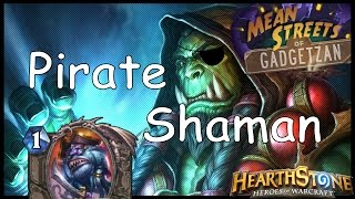 Download Mean Streets Of Gadgetzan Aggro Shaman Top 20 legend [Beat the Ladder With Gaara Ep.7] Video