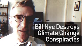Download Bill Nye Destroys Climate Change Conspiracy Theories Video