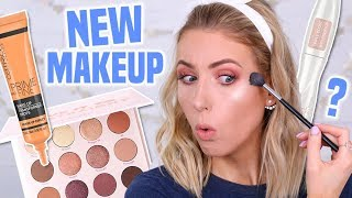 Download NEW AFFORDABLE MAKEUP TESTED... || 5 First Impressions & Wear Test! Video