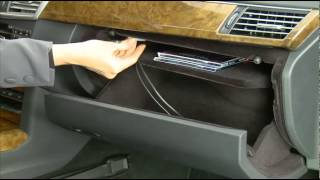 Download Storage and Accessory Power - Mercedes-Benz USA E-Class Video