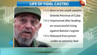 Download Cubans mourn revolutionary leader Fidel Castro Video