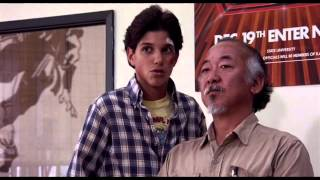 Download The Karate Kid - ″Leave Boy Alone″ - (HD) - Scenes from the 80s (1984) Video
