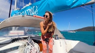 Download Sailing in the Whitsunday Islands Ep. 87 Video