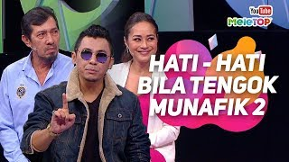 Download Jaga2 terkejut sepanjang filem bila tengok Munafik 2 | Syamsul Yusof, Maya Karin, Nasir Bilal Khan Video