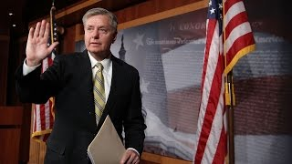 Download Graham drafting undocumented immigrant bill Video