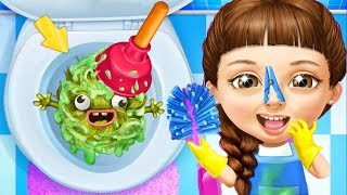 Download Sweet Baby Girl Cleanup 5 - Messy House Makeover Kids Game - Fun Cleaning Games For Girls Video