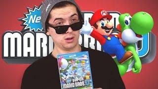 Download BOOSTER KONG • New Super Mario Bros U Gameplay Video