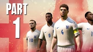 Download EA Sports 2014 FIFA World Cup Walkthrough Part 1 - Group Stages 360/PS3 Video