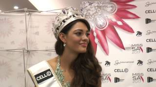 Download Getting to know your Miss SA 2017, Demi-Leigh Nel-Peters Video
