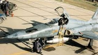 Download Northrop F5 Freedom Fighter HD Video