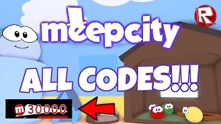 Download MeepCity: ALL THE CODES!!! [100% WORKING] [March 2017] (Roblox) Video