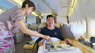 Download My PRIVATE B747 JET on Asiana Airlines + Christmas Giveaway! Video