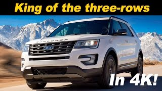 Download 2016 / 2017 Ford Explorer Review and Road Test - Detailed in 4K UHD! Video