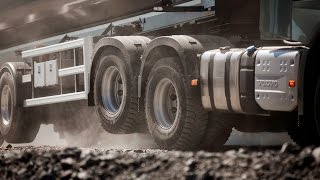 Download Volvo Trucks – Better grip and lower fuel consumption with the new Tandem Axle Lift Video