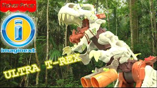 Download Imaginext Ultra T-Rex from Fisher-Price Video