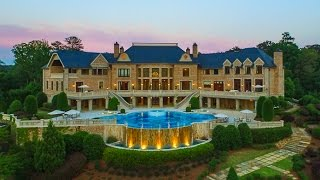 Download Atlanta's Most Amazing 25 Million Dollar Estate - 4110 Paces Ferry Rd Video