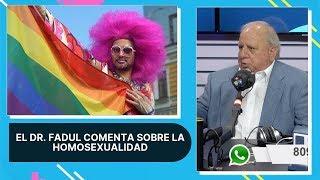 Download El Dr. fadul comenta sobre la Homosexualidad Video