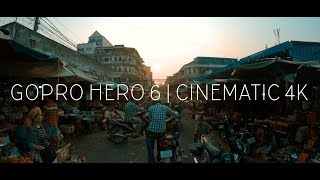 Download GoPro Hero 6 | Cinematic 4K | Phnom Penh - Cambodia Video