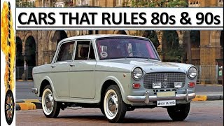 Download 80s & 90s Indian Popular Cars, Indian Cars History | 90s Famous Cars | 80s Classic Cars Video