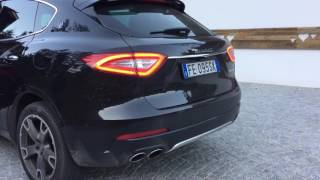 Download Maserati Levante S in Val Gardena / Pictures and Revs Video