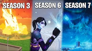 Download ALL Fortnite EVENTS so far! (From Meteor Impact to Winter Storm) Video