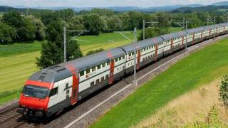 Download Swiss Rail: Zurich to St. Moritz Video