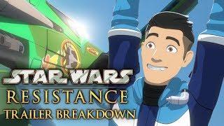 Download Star Wars Resistance Trailer Breakdown & Analysis Video