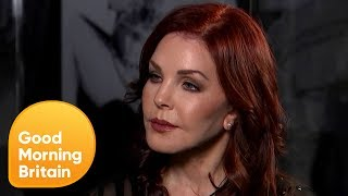 Download Priscilla Presley Admits Elvis Could Never Have Beaten His Demons | Good Morning Britain Video