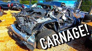 Download Copart Walk Around Video + Carnage + 10-16-18 Video