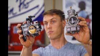 Download Carburetors vs. Electronic Fuel Injection—What's Better? | MC Garage Video