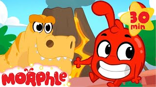 Download Morphle's Time Machine - My Magic Pet Morphle | Cartoons For Kids | Morphle TV | Mila and Morphle Video