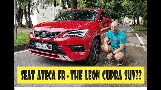 Download SEAT Ateca FR 190HP - Test / Review Video