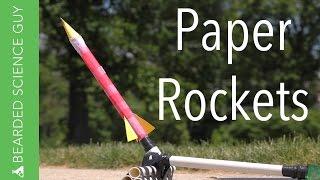 Download Paper Rockets for Under Five Dollars Video