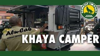Download Alu-Cab Khaya Camper Video