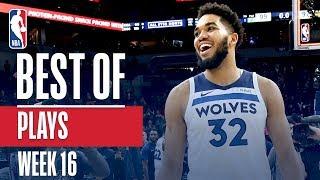 Download NBA's Best Plays | Week 16 Video