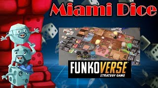 Download Miami Dice: FunkoVerse Strategy Game Video