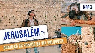 Download JERUSALÉM, a cidade que Jesus passou seus últimos dias Video