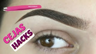 Download Hacks para las cejas! ...trucos que pueden salvar tus cejas - Jackie Hernandez Video