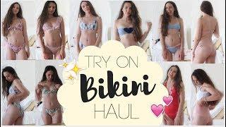 Download Bikini Try On Haul! Under $20 Video