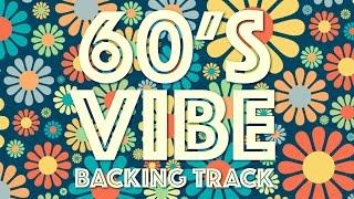 Download G/Em 60's Vibe Pop Bass Backing Track Video