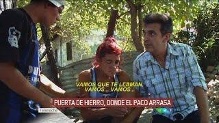 Download Las impactantes historias de vida de Puerta de Hierro, el ″shopping del paco″ Video