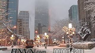 Download 12/30/2005 Winter Storm video from Minneapolis, MN Video