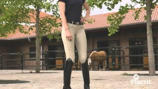 Download Reithose / breeches LUCINDA GRIP von PIKEUR Video