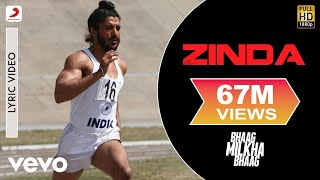 Download Bhaag Milkha Bhaag - Farhan Akhtar | Zinda Lyric Video