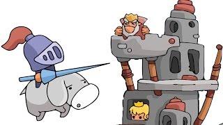 Download Мультики про Игры Для Детей. Мультик про Принцесс и Рыцарей - Игра История Сила Любви Video